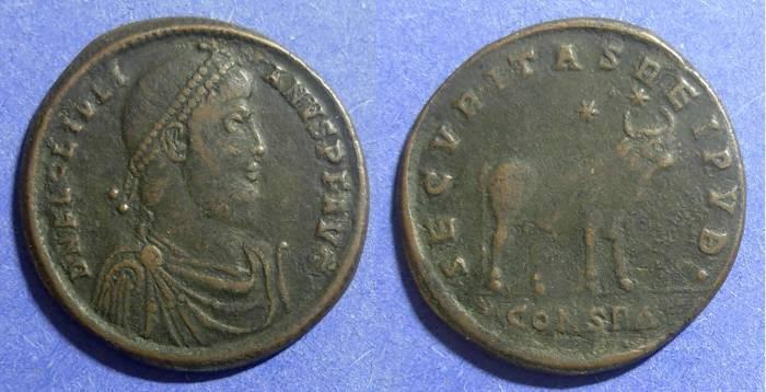 Ancient Coins - Roman Empire, Julian II 361-3, AE1
