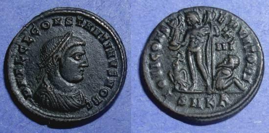 Ancient Coins - Roman Empire, Constantine II (Caesar) 324-337, AE3