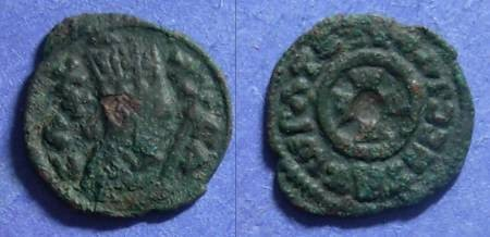 Ancient Coins - Axum, Anonymous 400-500 AD, AE15