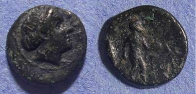 Ancient Coins - Islands off Thraces, Imbros 350-300 BC, AE11