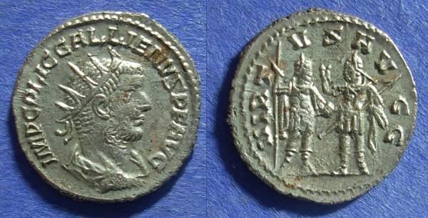 Ancient Coins - Roman Empire Gallienus 253-268 Antoninianus