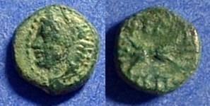 Ancient Coins - Macedonian Kingdom - Philip II 359-336 BC - AE10