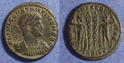 Ancient Coins - Constantius II (Caesar) 324-337 AE3