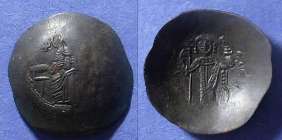 Ancient Coins - Byzantine Emipre, Manuel 1143-1180, Trachy