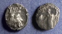 Ancient Coins - Samaria,  Circa 350 BC, Obol