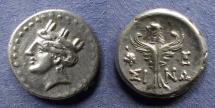 Ancient Coins - Paphlagonia, Sinope 290-250 BC, Hemidrachm