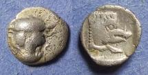 Ancient Coins - Phokis, Federal coinage 478-460 BC, Obol