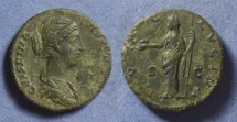 Ancient Coins - Roman Empire, Crispina 178-191, As