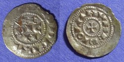 World Coins - Milan Henri III-V 1039-1126 Denaro