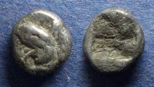 Ancient Coins - Ionia, Phocaea 521-478 BC, Diobol