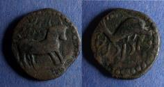 Ancient Coins - Spain, Asido Circa 150 BC, AE23