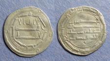 World Coins - Abbasid, Al Mahdi 158-169AH/775-785 AD, Dirhem