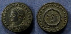 Ancient Coins - Roman Empire, Crispus 317-326, AE3