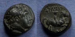 Ancient Coins - Macedonian Kingdom, Philip II 359-336 BC, AE16