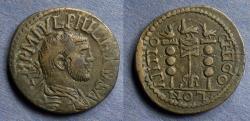 Ancient Coins - Pisidia, Antioch, Philip 244-9, AE24