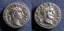 Ancient Coins - Cyrenaica, Cyrene, Trajan 98-117, Hemidrachm