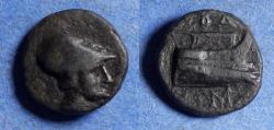 Ancient Coins - Kings of Macedonia, Demetrios I Poliorketes 306-283 BC, Bronze AE15
