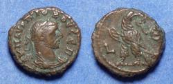 Ancient Coins - Roman Egypt, Probus 276-282, Potin Tetradrachm