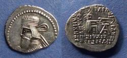 Ancient Coins - Parthian Kingdom, Artabanes IV 10-38 AD, Drachm