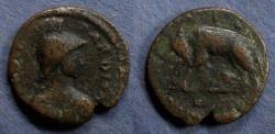 World Coins - Ostrogoth, Rome - Civic issue 526-534, 20 Nummi