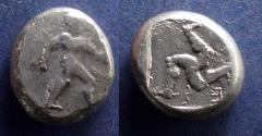Ancient Coins - Pamphylia, Aspendos 465-430 BC, Stater