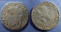 World Coins - Low Countries, Kampen 1650, Daalder