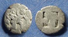 Ancient Coins - Islands off Thrace, Thasos Circa 500-450 BC, Drachm