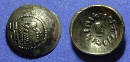 Ancient Coins - Arabia Felix, Himyarites & Sabaeans Circa 75 AD, AR Unit