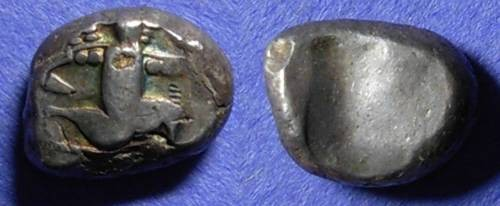 Ancient Coins - Acheminiad Empire,  375-330 BC, Siglos