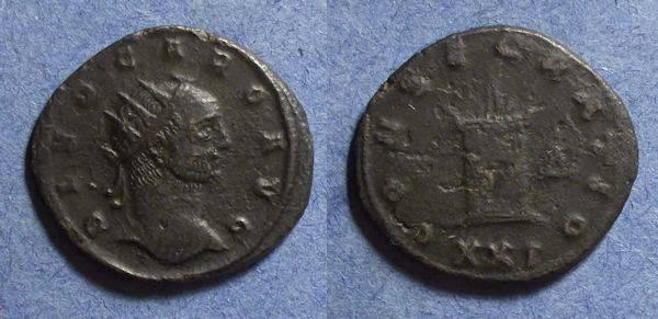 Ancient Coins - Roman Empire, Divo Carus d. 283, Antoninianus