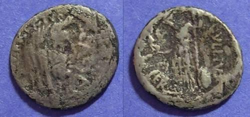 Ancient Coins - Roman Imperatorial, Julius Caesar d. 44 BC, Denarius