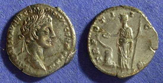 Ancient Coins - Commodus 177-192 Denarius