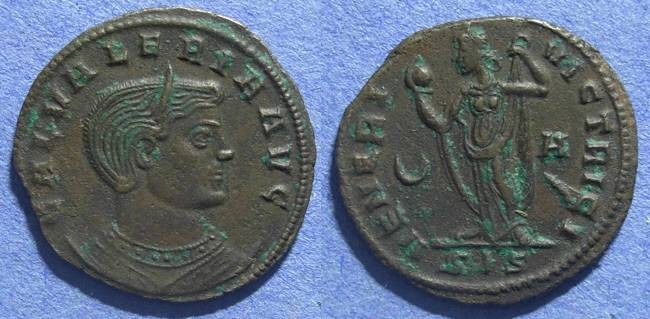 Ancient Coins - Roman Empire, Galeria Valeria 305-311, Follis