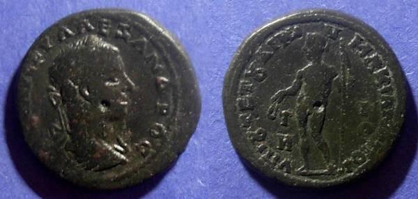 Ancient Coins - Marcianopolis, Severus Alexander 222-235, AE24
