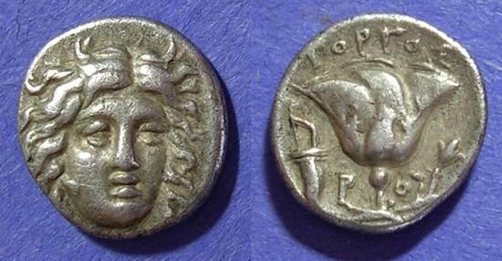 Ancient Coins - Rhodes, Islands off Caria 205-190 BC, Drachm