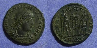 Ancient Coins - Roman Empire Constantine II (as Caesar)  316-337 AD AE 3