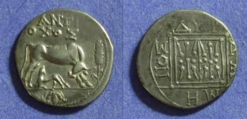 Ancient Coins - Dyrrhachium Illyria 229-100 BC Drachm
