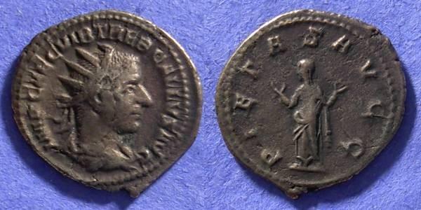 Ancient Coins - Trebonianus Gallus 251-3AD Antoninianus