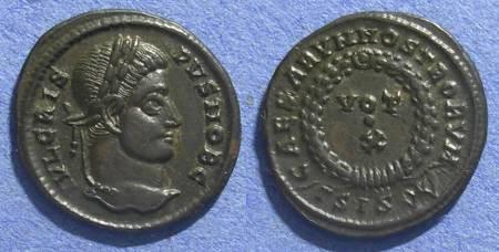 Ancient Coins - Roman Empire, Crispus 316-326, AE3