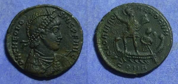 Ancient Coins - Theodosius 379-395 AE2