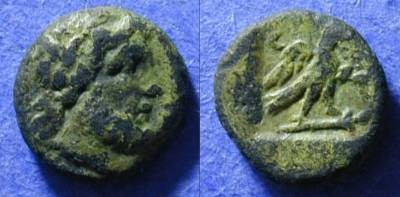 Ancient Coins - Stratonikeia Caria - AE10 2nd-1st Century BC