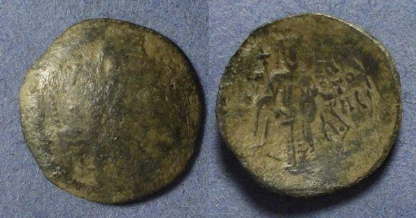 Ancient Coins - Empire of Thessalonica, Theodore Comnenus Ducas 1224-30, Trachy