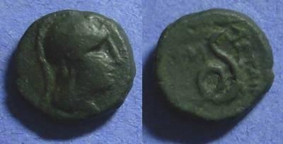 Ancient Coins - Pergamon Mysia  AE15 - 282-133BC