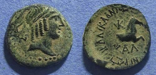 Ancient Coins - Cilicia, Seleukeia Circa 150 BC, AE19