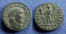 Ancient Coins - Roman Empire, Maximinus II Daia 310-313, Follis