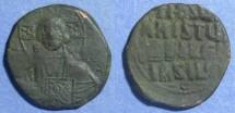 Ancient Coins - Byzantine Empire, Anonymous (John I) 969-976, Follis