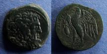 Ancient Coins - Egypt, Ptolemy II 285-246 BC, AE27