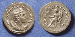 Ancient Coins - Roman Empire, Otacilia Severa 244-9, Antoninianus