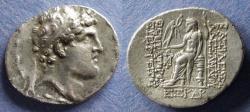 Ancient Coins - Seleukid Kingdom, Alexander I Balas 152-145 BC, Tetradrachm