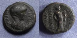 Ancient Coins - Lydia Blaundus, Nero (as Caesar) 50-54, AE19